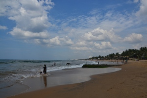 Beach mt Lavinia