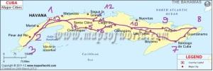cuba-my route