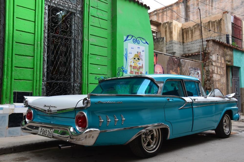 Viva la revolución de Cuba! (2/6)