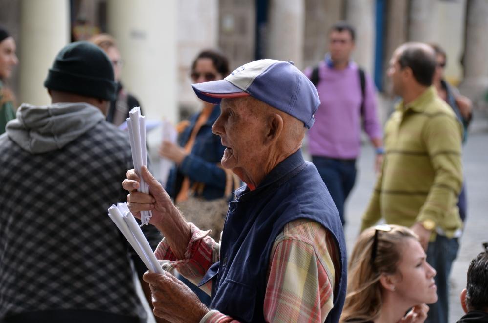 Viva la revolución de Cuba! (3/6)