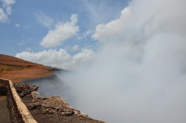 Masaya volcan