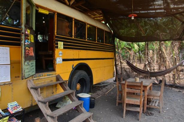 Zopilote bus