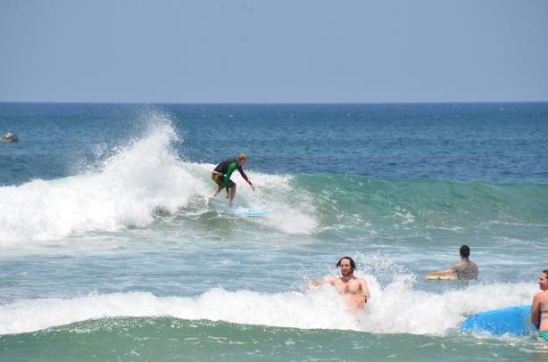 Maderas surfer