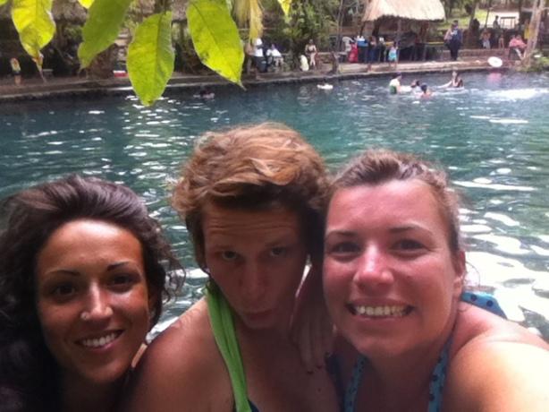 Ometepe crew