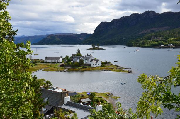 Plockton viewpoint