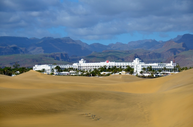 Maspalomas resorts
